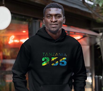 Tanzania 255 Men's Pullover Hoodie