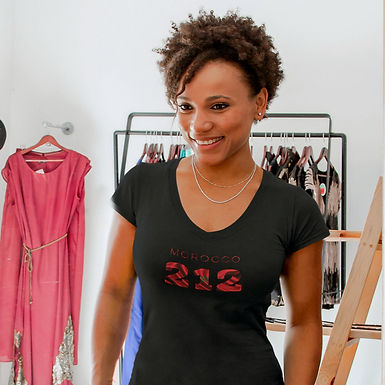 Morocco 212 Women's T-Shirt