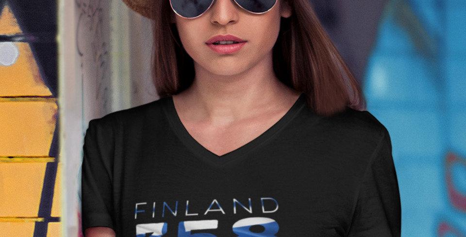 Finland Womens T-Shirt