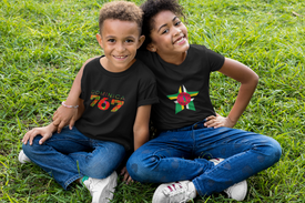 Culture Collections Kids Single Heritage T-Shirts