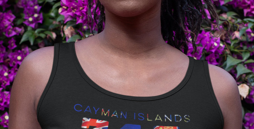 Cayman Islands Womens Vest