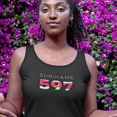 Suriname 597 Womens Vest