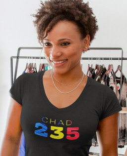 Chad 235 Womens T-Shirt