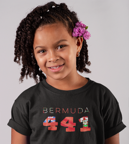 Bermuda Childrens T-Shirt