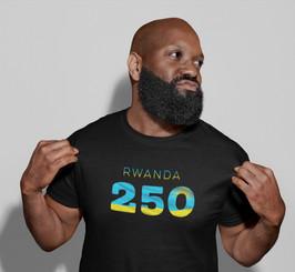 Rwanda 250 Mens T-Shirt