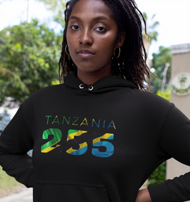 Tanzania 255 Women's Pullover Hoodie