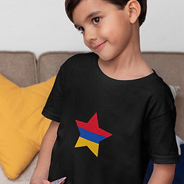 Armenia Childrens T-Shirt