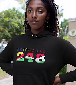 Seychelles 248 Women's Pullover Hoodie