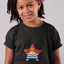 Kiribati Childrens T-Shirt