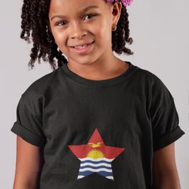 Kiribati 686 Childrens T-Shirt