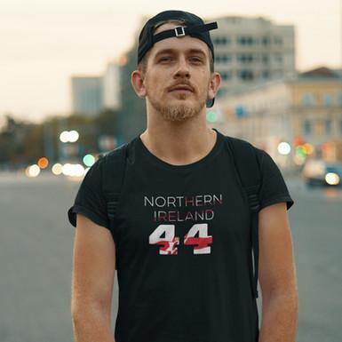 Northern Ireland 44 Mens T-Shirt