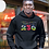 Central African Republic Mens Hoodie