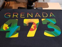 Grenada 473 Mens T-Shirt