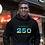 Rwanda Mens Black Hoodie