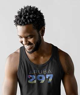 Aruba 297 Mens Tank Top