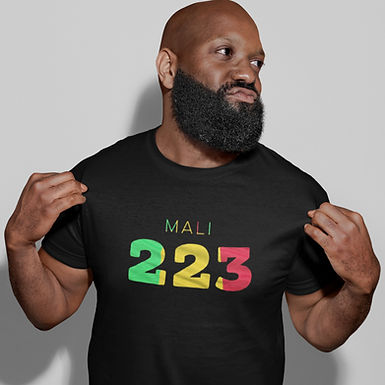 Mali 223 Mens T-Shirt