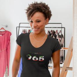 Kuwait 965 Womens T-Shirt