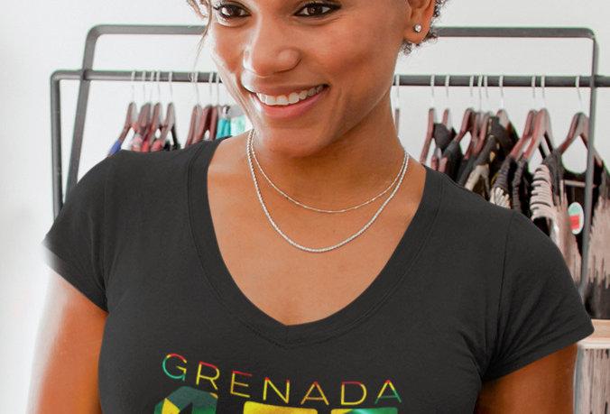 Grenada Womens T-Shirt