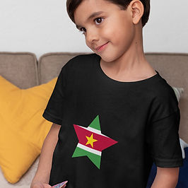 Suriname Childrens T-Shirt