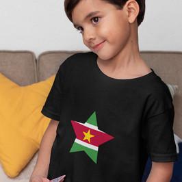 Suriname 597 Childrens T-Shirt