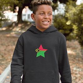 Vanuatu Childrens Hoodie