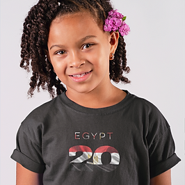 Egypt Childrens T-Shirt