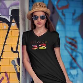 Belgium 32 Women's T-Shirt