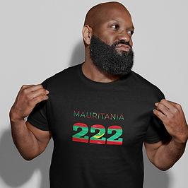 Mauritania 222 Mens T-Shirt