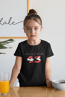 Austria Childrens T-Shirt