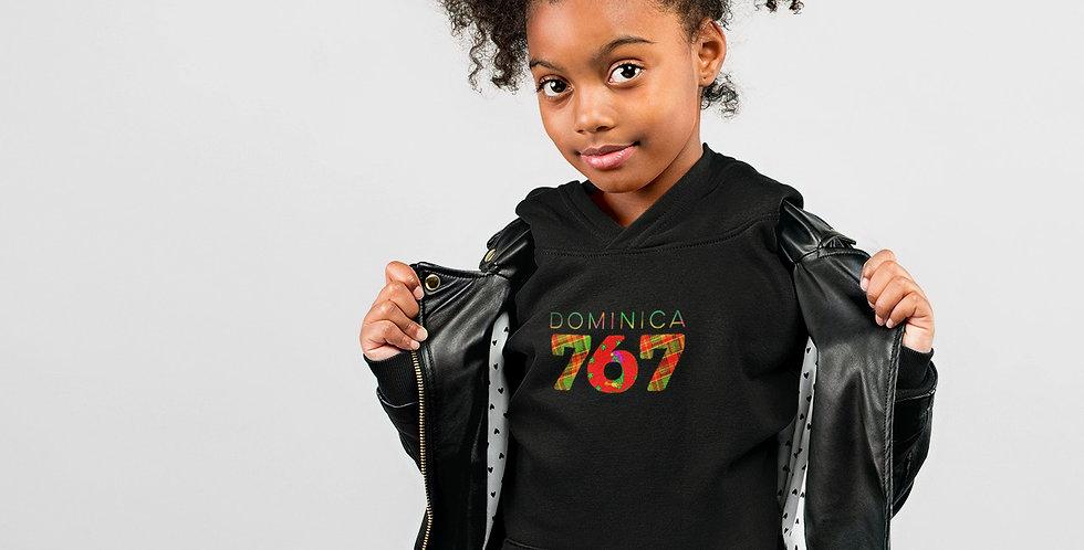 Dominica Childrens Hoodie