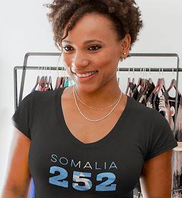 Somalia 252 Women's T-Shirt