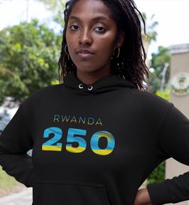 Rwanda 250 Women's Pullover Hoodie