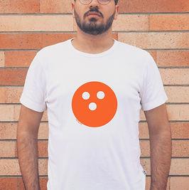 Big Orange - Bowling Ball T-Shirt