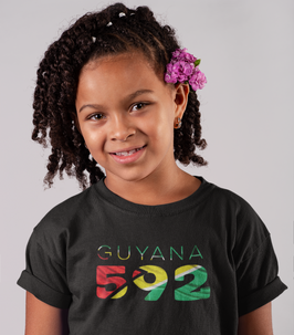 Guyana Childrens T-Shirt