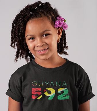 Guyana Childrens T-Shirt