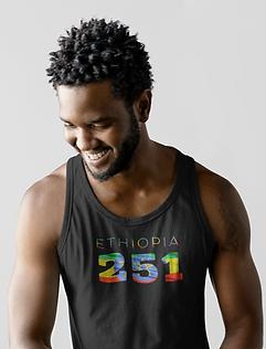 Ethiopia 251 Mens Tank Top