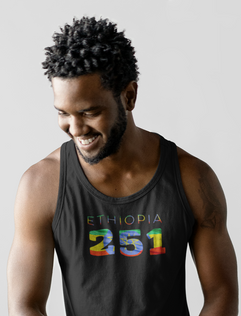 Ethiopia 251 Mens Tank Top