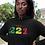 Senegal Womens Black Hoodie