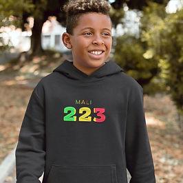 Mali Childrens Hoodie