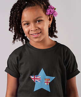 Fiji Childrens T-Shirt