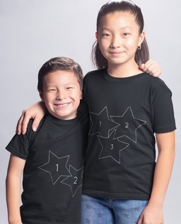 Create Your Own Heritage Combo Childrens T-Shirt