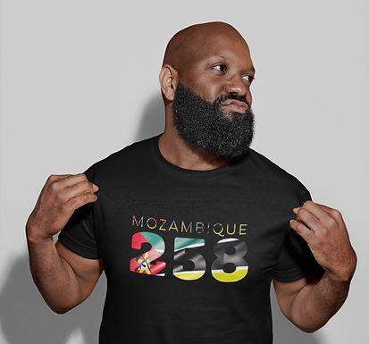 Mozambique 258 Mens T-shirt