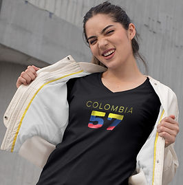 Colombia 57 Women's T-Shirt