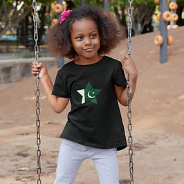 Pakistan Childrens T-Shirt