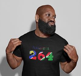Namibia 264 Mens T-Shirt