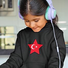 Turkey Childrens Hoodie