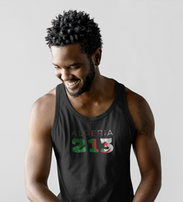 Algeria 213 Mens Tank Top