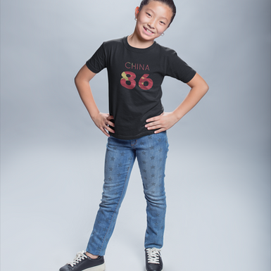 China Childrens T-Shirt