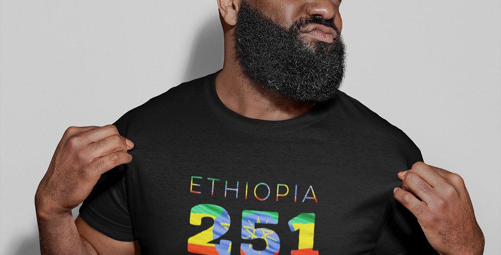 Ethiopia Mens T-Shirt