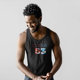 Cuba 52 Mens Tank Top